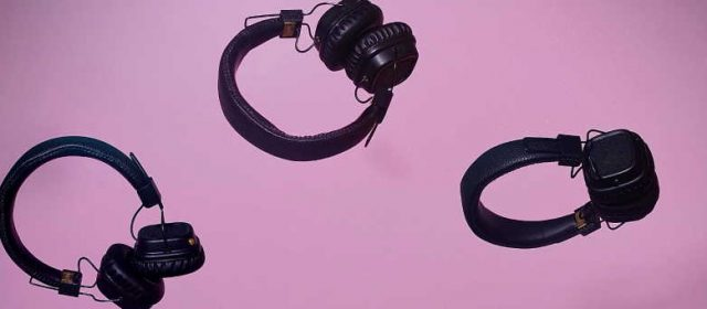 What is the difference between headphone and headset?